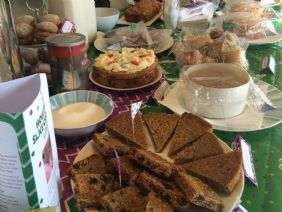 Pressure Tech's Macmillan Coffee Morning