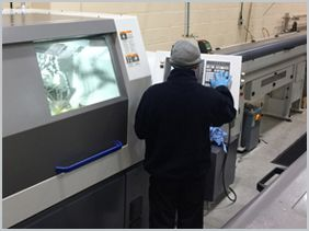 Pressure Tech In-House Manufacturing Capacity Increases with New Citizen Sliding Head Machine